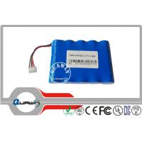 China Rechargeable Toy 18650 Lithium Battery Packs , 3.7 V 11000mah 1S5P CE ROHS UL wholesale