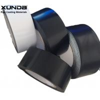 China 12 Mils Thickness Polyethylene Pipe Wrapping Coating Material Self Adhesive wholesale