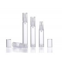 China Portable 6ML 10ML 12ML15ML Cosmetic Packaging Lotion AS Airless Bottle wholesale