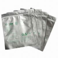 China ESD Moisture-proof/Packing Bag, Anti-static, ESD Electronic, Zipper Bag wholesale