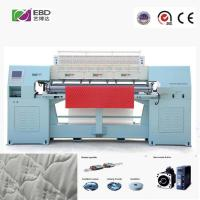 Buy cheap 2 Needles Auto Rotary Shuttle Quilting Machine With Positioning Brake System from wholesalers