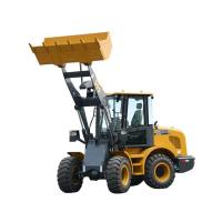 China 8Tons Front Mining Wheel Loader , Heavy Equipment Compact Track Loader,Front End Loader wholesale