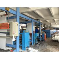 China Various Textile Back UV Coating Equipment  / Powder Coating Machine Frequency Control wholesale