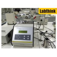 China TQD-G1 Package Testing Equipment Air Permeability Tester For Textiles / Fabrics wholesale