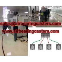 China Air Bearing turntables provides clean, quiet and safe conditions for heavy duty handling systems. on sale
