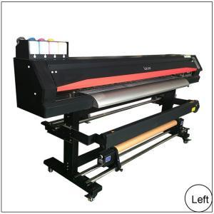 China LOCOR Professional Outdoor Inkjet DX5 Printer Plotter Vinyl Graphics Banner Sticker Poster Printing Machine wholesale