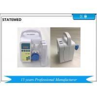 China Double Channel Enteral Feeding Pump / Feeding Tube Machine Small Volume For Hospital on sale