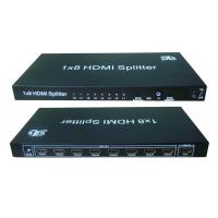 Quality 1x8 4Kx2K HDMI Splitters with IR for sale