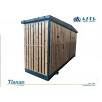 China Ring Main Unit Cable Branch Box , 12 / 24kv Outdoor Electric Meter Box wholesale