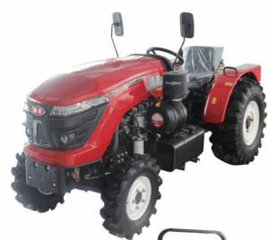China ISO 2300r/Min Agriculture Farm Tractor , 70hp Orchard Mini Tractor wholesale