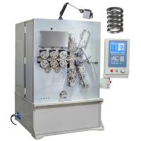 Quality Precision 5 Axis CNC Spring Coiler With Servo Motion System / Spring Making Machinery wholesale