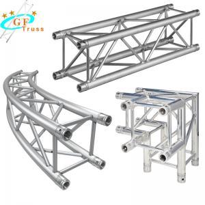 China 4m 6082 Aluminum Spigot Bolt Stage Lighting Truss wholesale