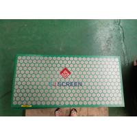 China SWACO MONGOOSE Rock Shaker Screen Q 235 Steel Composite Materials Size Custom wholesale