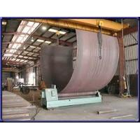 China 30 To 45ft Long Steel Plate Roller With Large Diameter , Sheet Roller wholesale