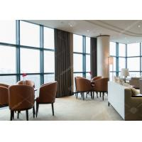 China Modern Upholstery Commercial Restaurant Furniture With Wood Restaurant Chairs wholesale