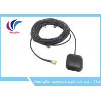 China Waterproof External GPS Antenna , 28DBI Active GPS Antenna For Car Satellite Navigation wholesale