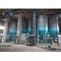Buy cheap Assembled Q235 Steel Bulk 25m3 Cement Storage Silo from wholesalers
