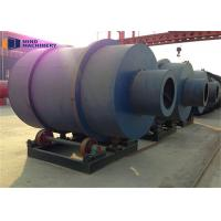 China Horizontal Sand Dryer Machine Electric Rotary Dryer For Industry Mineral Coal Slime wholesale