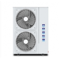 China Domestic Hot Water R32 Air Source DHW Heat Pump For Floor Heating wholesale
