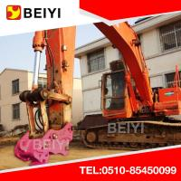 China BEIYI BYKL Excavator Hydraulic Tilting Coupler Quick Hitch company wholesale