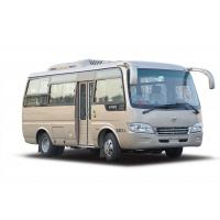 Buy cheap Sightseeing Tour Bus  19 Seats Mudan Golden Star Minibus Quality-Assured from wholesalers