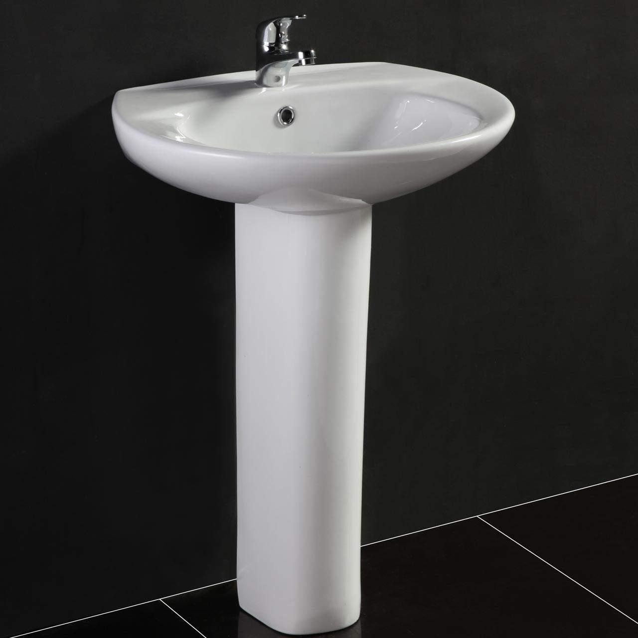 Quality D203 Bathroom sanitary ware wash basin bathroom washbasins hand basins bathroom for sale