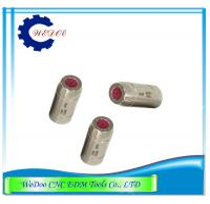 China SZ140 EDM Drilling Guide Ruby Guide Pipe Guide 10x24mmL Sodick EDM Drill Machine wholesale