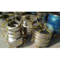 China Bright Annealed BA Stainless Steel Strips on sale