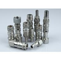China Reusable Pneumatic Air Connectors , 1.6 Mpa High Pressure Quick Connect Coupling on sale