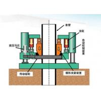 Quality Vertical Hydraulic Casing Rotator Safe Accurate With No Vibration for sale