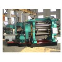 Buy cheap CE Certification Five Roller Calender Machine , Textile Calender / Rubber Calender from wholesalers