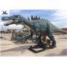 China Playground Jurassic Park Animatronics Dinosaur Cases Realistic Large Dinosaurs wholesale