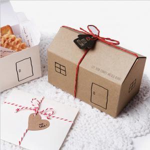 China Handmade Creative Custom Candy Packaging Kraft Cardpaper Material wholesale