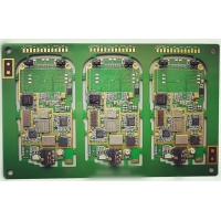 China Welding Control Cards and Welders SMT Prototype Assembled PCB   PCBA Manufacturer Grande wholesale