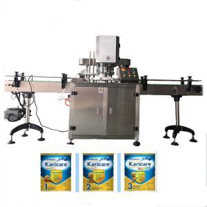 China Automatic Tin can jar sealing machine can sealer wholesale