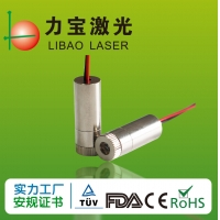 China Automotive Industry 650nm 1mw Red Dot Laser Diode Module wholesale