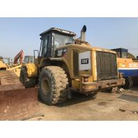 China Japan Made Used CAT Wheel Loader 966H CAT C11 Engine 286hp on sale