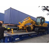Quality 48M / Min Main Winch Line Speed Small Rotary Piling Rig , Pile Driver Equipment  KR50 TYSIM wholesale