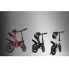 China Ultra Light Full Size Folding Bike , Portable Foldable Road Bike For Leisure wholesale