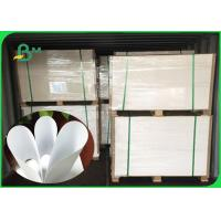 Buy cheap 104% whiteness Long Grain Wood Free Uncoated Offset Paper FSC & ISO Certified from wholesalers