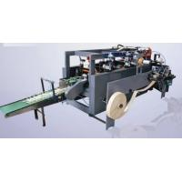 China WFD100-1 High Speed twist-rope & Flat-belt handle making machine wholesale