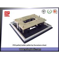 China PCB Wave Solder Pallet with Top Hat wholesale