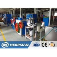 Quality Fiber Optic Premise Cable Production Line For Simplex Cable And Duplex Cable for sale