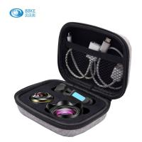 Buy cheap PU Leather EVA Tool Case Die - Cut Foam For Mobile Lens Small Item Storage from wholesalers