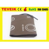 China Nihon Kohden M1576A Blood Pressure Cuff for Adult Thigh, Single Hose wholesale