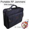 China Handbag design Portable Cell Phone Jammer Blocker V8 wholesale