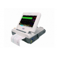 """China 10.2"""" TFT Display Fetal / Maternal Monitor Patient Heart Monitor With Built-in 152mm Thermal Printer Only 2kgs Weight wholesale"""