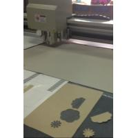 China PU rubber leather digital cutting system production manufacturing machine equipment wholesale