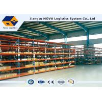 China Retailing Industry Longspan Shelving 3 Depths With Heavier Weight Loading wholesale