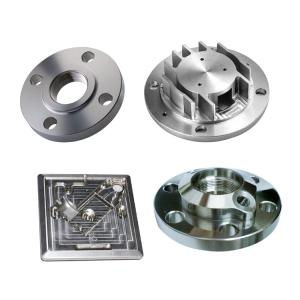 China STEP IGS UG Format 5 Axis A36 Iron Rapid Prototype CNC Parts wholesale